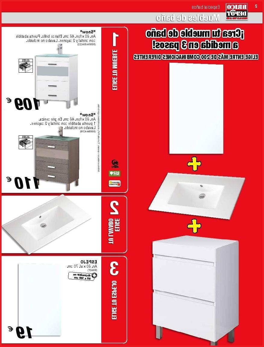 Muebles Baño Bricodepot Xtd6 Ba O Bricodepot Grifos Cocina Brico ...