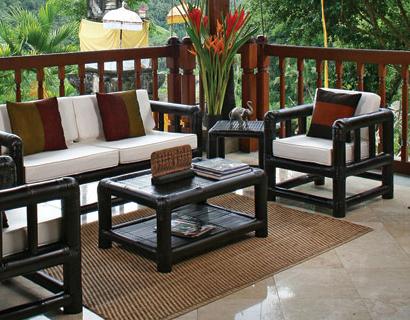 Muebles Bambu Ftd8 Muebles De Bambú Para Una Decoracià N Ecolà Gica Muebles Objetos Y