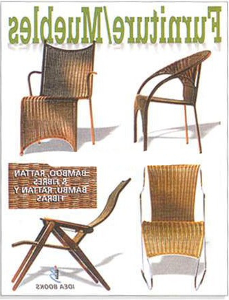 Muebles Bambu S5d8 Muebles Bambú Rattan Y Fibras 1 Vol Idea Book 329 00 En Mercado