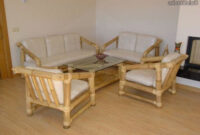 Muebles Bambu Zwdg Contenedor De Muebles De Bambú Grueso Por Cierre