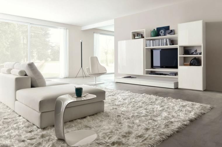 Muebles Blanco 0gdr Espacio Blanco Salones Preciosos Muebles Pared Sala De Estar