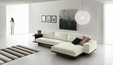 Muebles Blanco 8ydm Muebles Blancos En Decoraciones Minimalistas