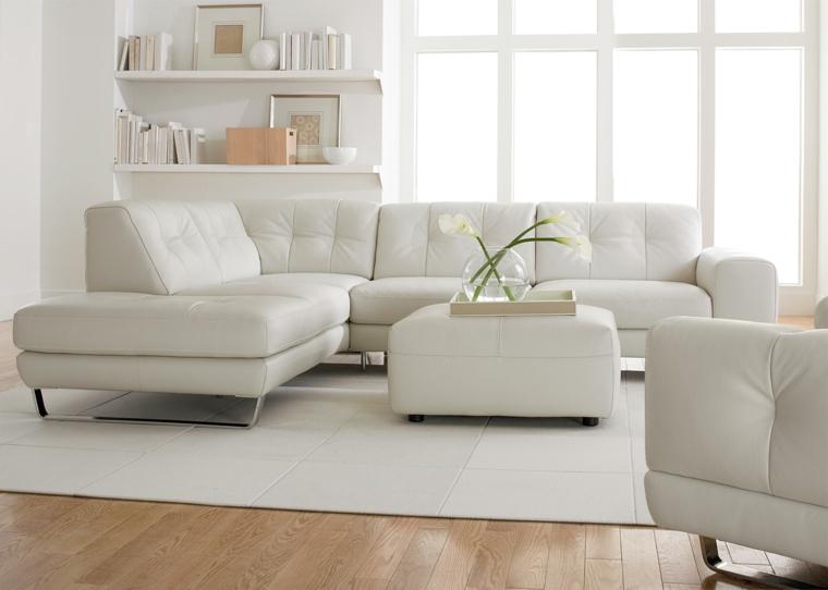 Muebles Blanco E9dx Salones En Blanco Descubra Los 100 Interiores MÃ S Modernos