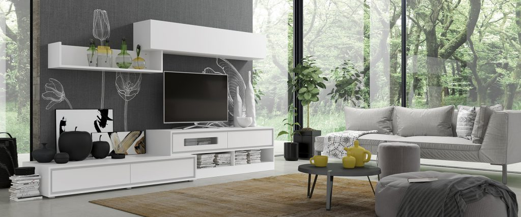 Muebles Blanco Fmdf Los Muebles En Color Blanco son Modernos Naturales Y Luminosos
