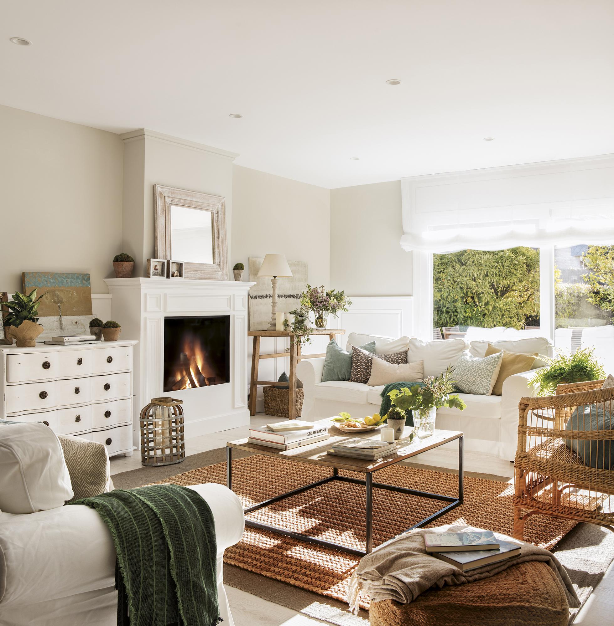 Muebles Blanco Ipdd Una Casa De Color Blanco Muy Bonita Y Elegante