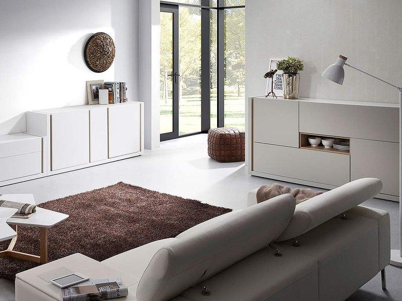 Muebles Blanco T8dj Salones En Blanco Mi Casa
