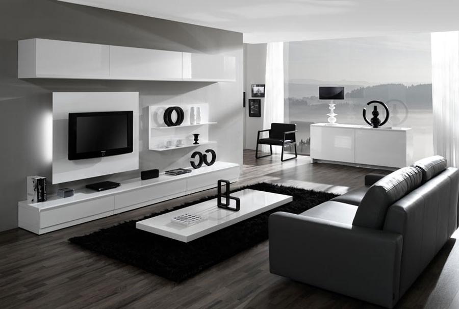 Muebles Blanco Txdf Mueble De Salà N De Diseà O Blanco Muebles Xikara