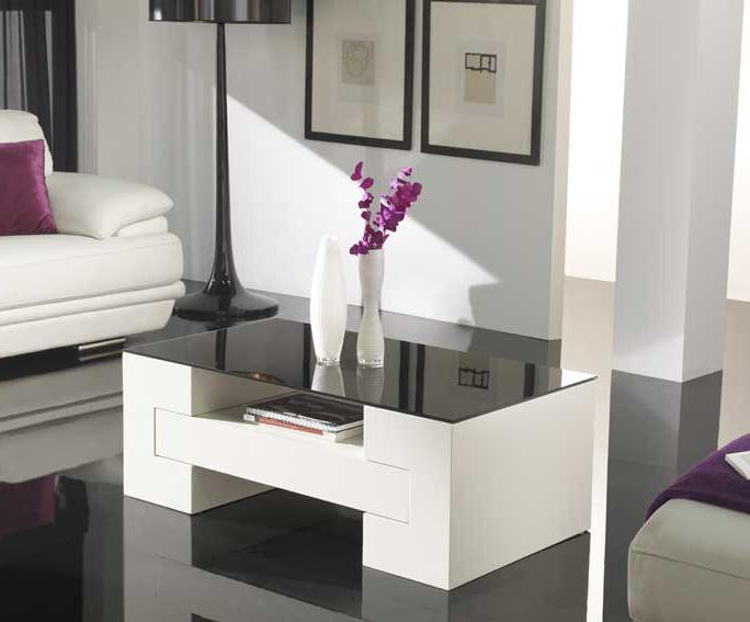 Muebles Blanco Y7du Mesa Centro Cerezo Blanco Roto En Portobellostreet