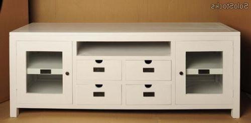 Muebles Blancos Y Madera O2d5 Muebles Tv En Madera Color Blanco