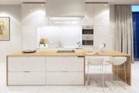 Muebles Blancos Y Madera T8dj Cocinas Con isla 50 Ideas De Muebles Blancos O De Madera