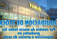 Muebles Castellon Drdp Liquidacià N Stock Muebles Y Accesorios De Exposicià N Tienda Domus