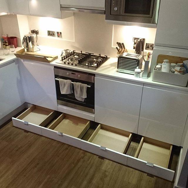 Muebles Cocina 3ldq Cajones Bajo Muebles Cocina Cocina En 2018 Kitchen Kitchen