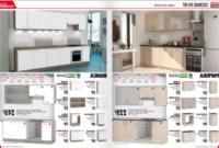 Muebles Cocina En Kit Zwd9 Brico Depot Cocinas 2018 Cat Logo Anual Y Ofertas Espaciohogar