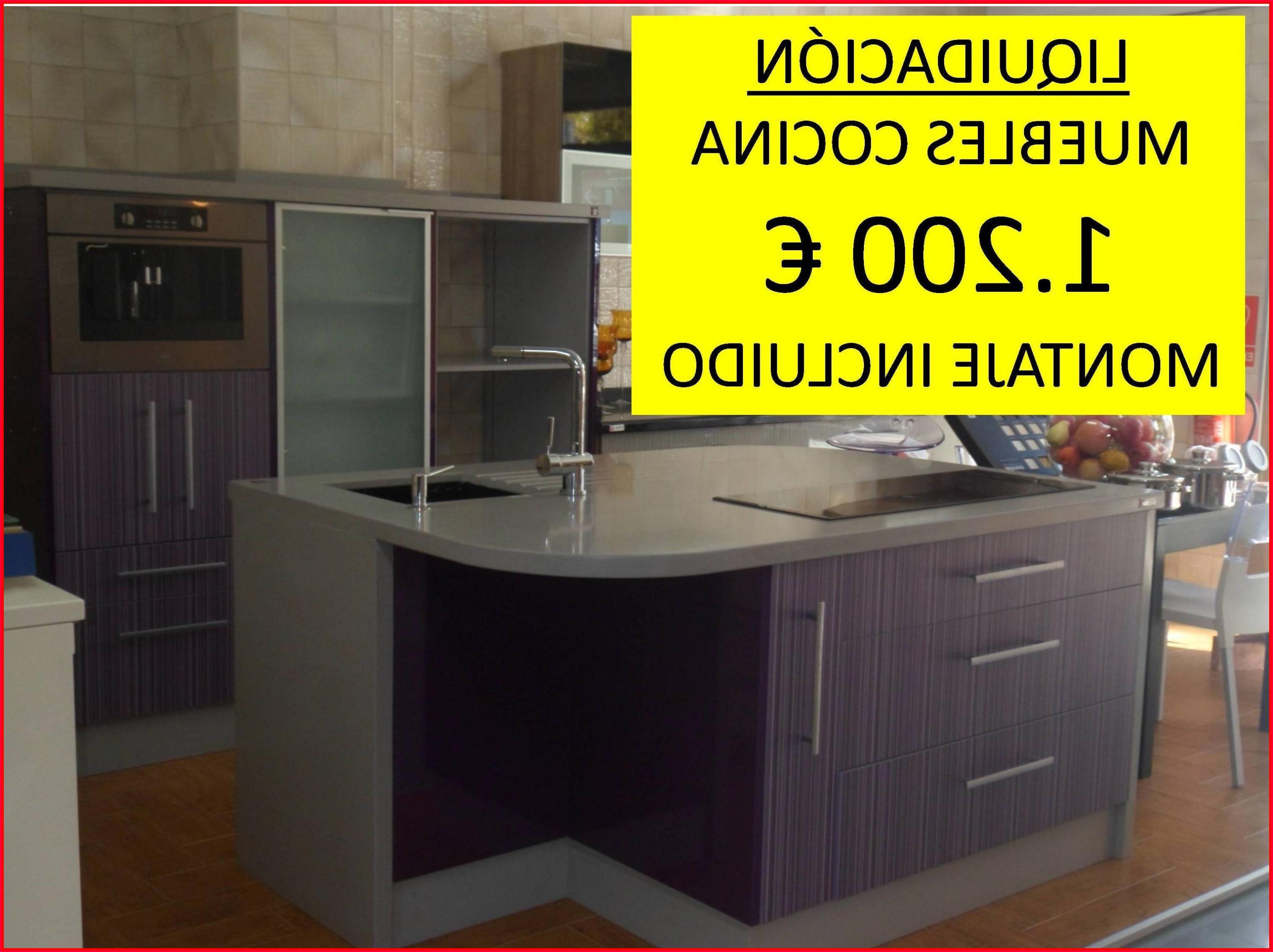 Muebles Cocina Exposicion Liquidacion U3dh Lo Mejor De Liquidacion ...