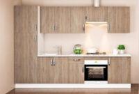 Muebles Cocina Kit O2d5 Cocina Pleta 240 Cm Color Haya Kit Kit
