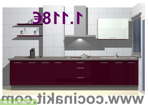 Muebles Cocina Online E6d5 70 Fresco Cocinas Baratas Online ...