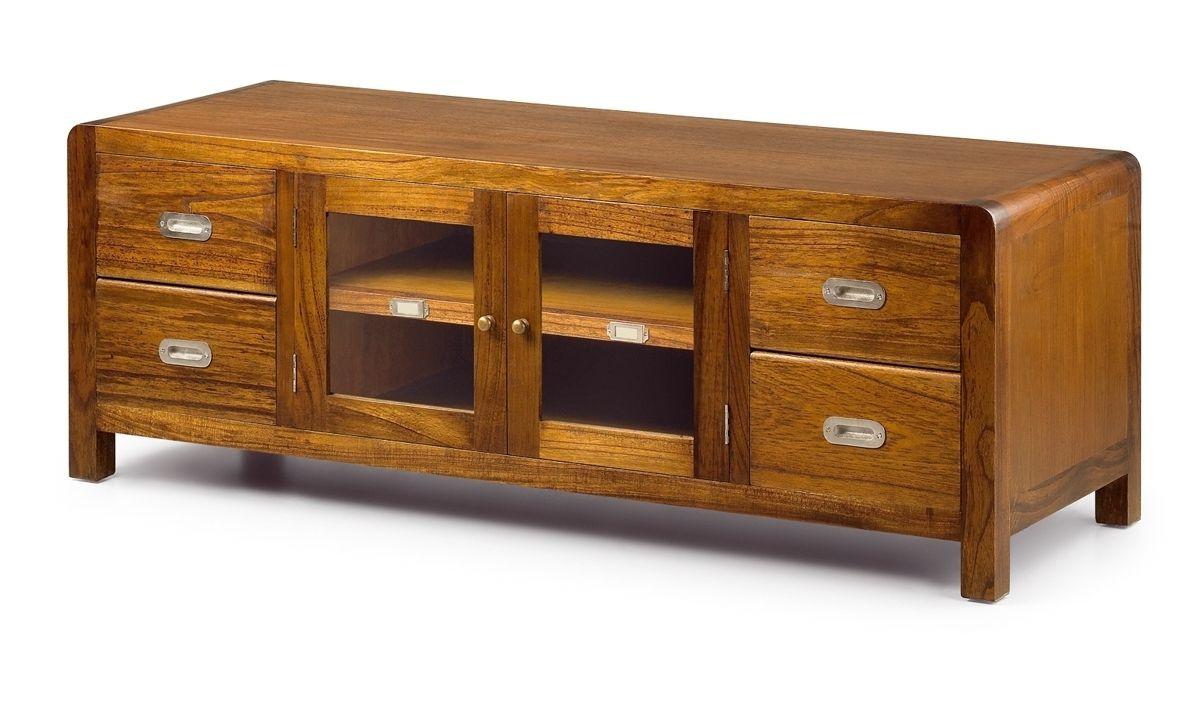 Muebles Coloniales Online D0dg Mueble Tv Colonial Flash 2 Puertas Demarques Muebles De