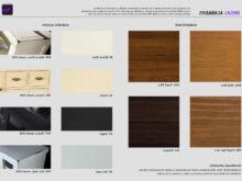 Muebles Color Nogal