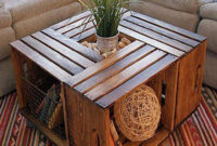 Muebles Con Cajas De Madera 9ddf Diy En Un Trix Crea Tus Muebles Con Cajas De Madera Recicladas