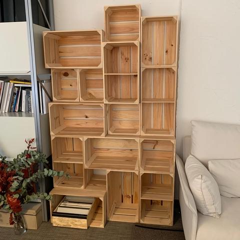 Muebles Con Cajas De Madera D0dg Muebles Con Cajas De Madera
