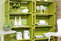 Muebles Con Cajas De Madera Drdp Decorà toda Su Casa Con Cajas De Madera Incluso Los