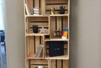 Muebles Con Cajas De Madera Dwdk De 60 Ideas Con Cajas De Madera De Fruta Muebles Cajas