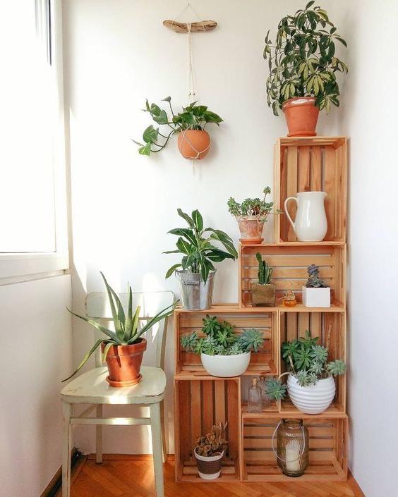 Muebles Con Cajas De Madera Fmdf De 60 Ideas Con Cajas De Madera De Fruta Muebles Cajas