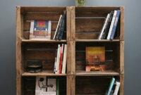 Muebles Con Cajas De Madera Q0d4 Decorar Con Cajas De Madera 17 Ideas Para El Hogar En 2019