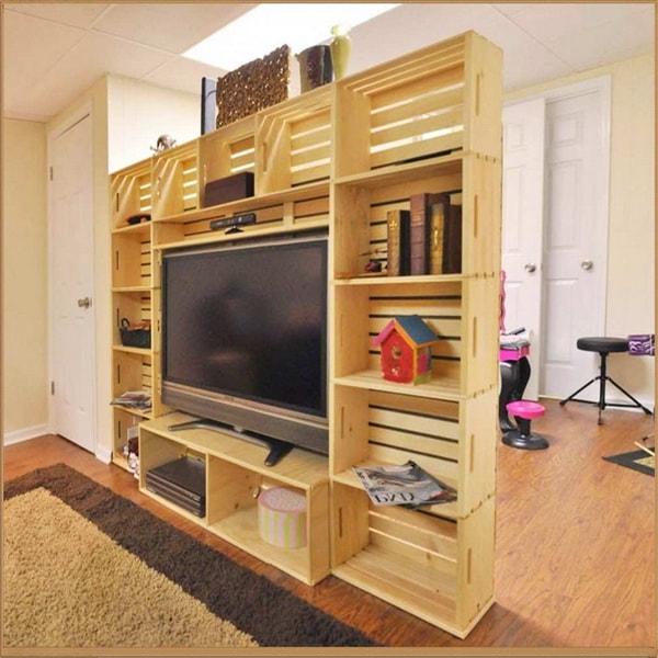 Muebles Con Cajas De Madera Tldn Muebles Hechos Con Cajas De Madera 1 Decoratrucos