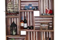 Muebles Con Cajas De Madera Whdr Muebles Reciclados Hechos Con Cajas De Frutas