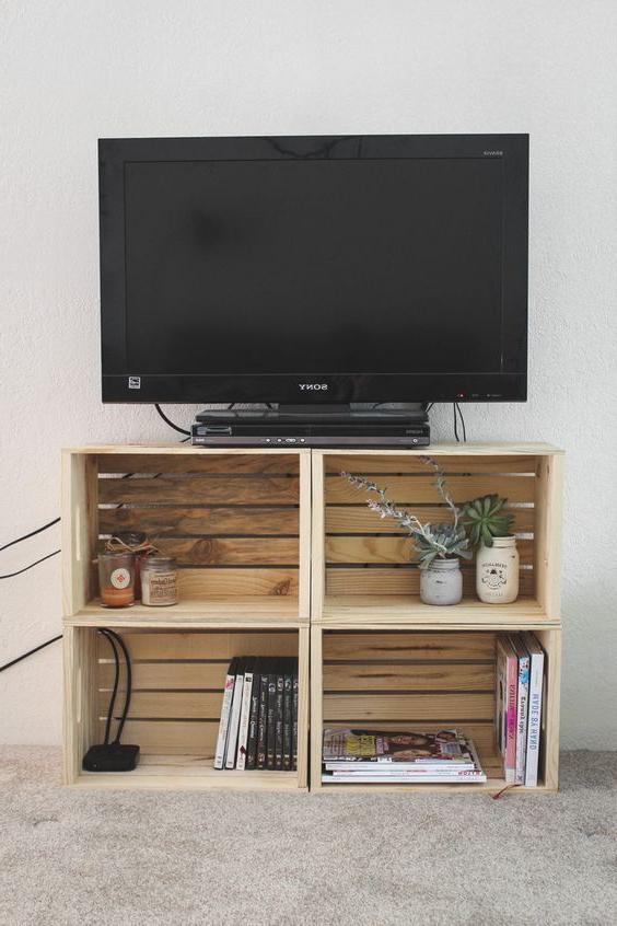 Muebles Con Cajas De Madera Zwd9 De 60 Ideas Con Cajas De Madera De Fruta Muebles Cajas