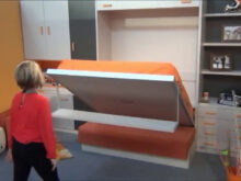Muebles Convertibles En Cama