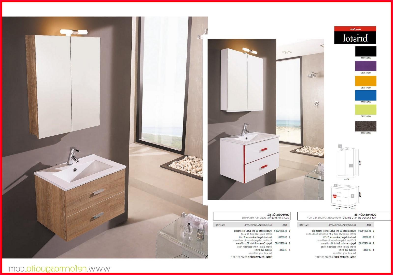 Muebles De Baño Amazon S1du Armarios Con Espejo Para Baà O Mueble BaO Line Muebles De