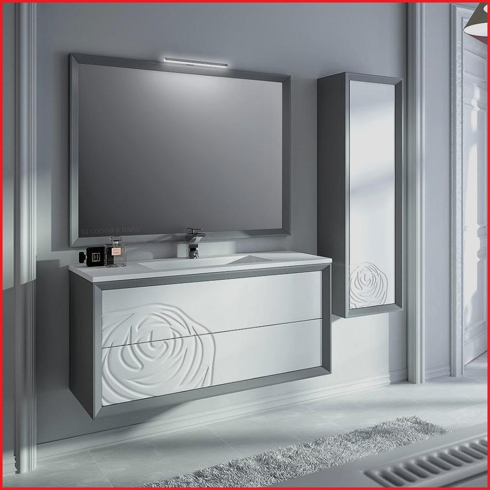Muebles De Baño Blanco Ftd8 Muebles Baà O Blanco Mueble Espejo BaO Decoracià N