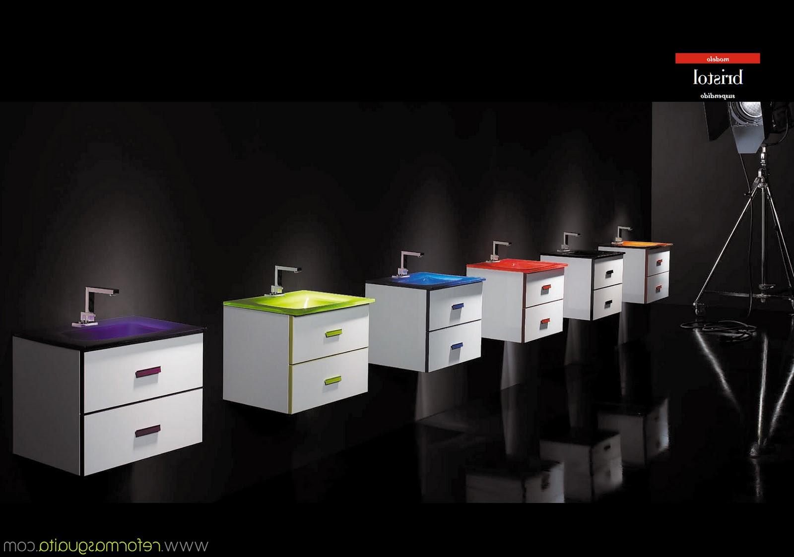Muebles De Baño Blancos 4pde Bristol Muebles De Fondo Reducido A 40 Cms Reformas Guaita