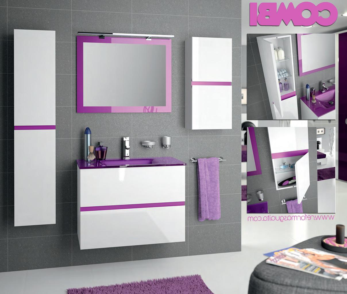 Muebles De Baño Blancos Irdz Bi Muebles Para Darle Un toque De Color Al Baà O Reformas Guaita