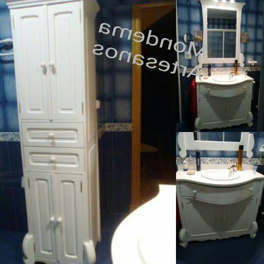 Muebles De Baño Blancos Q5df Conjunto De Muebles En Blanco Para Baà O Artesanos Carpinteros
