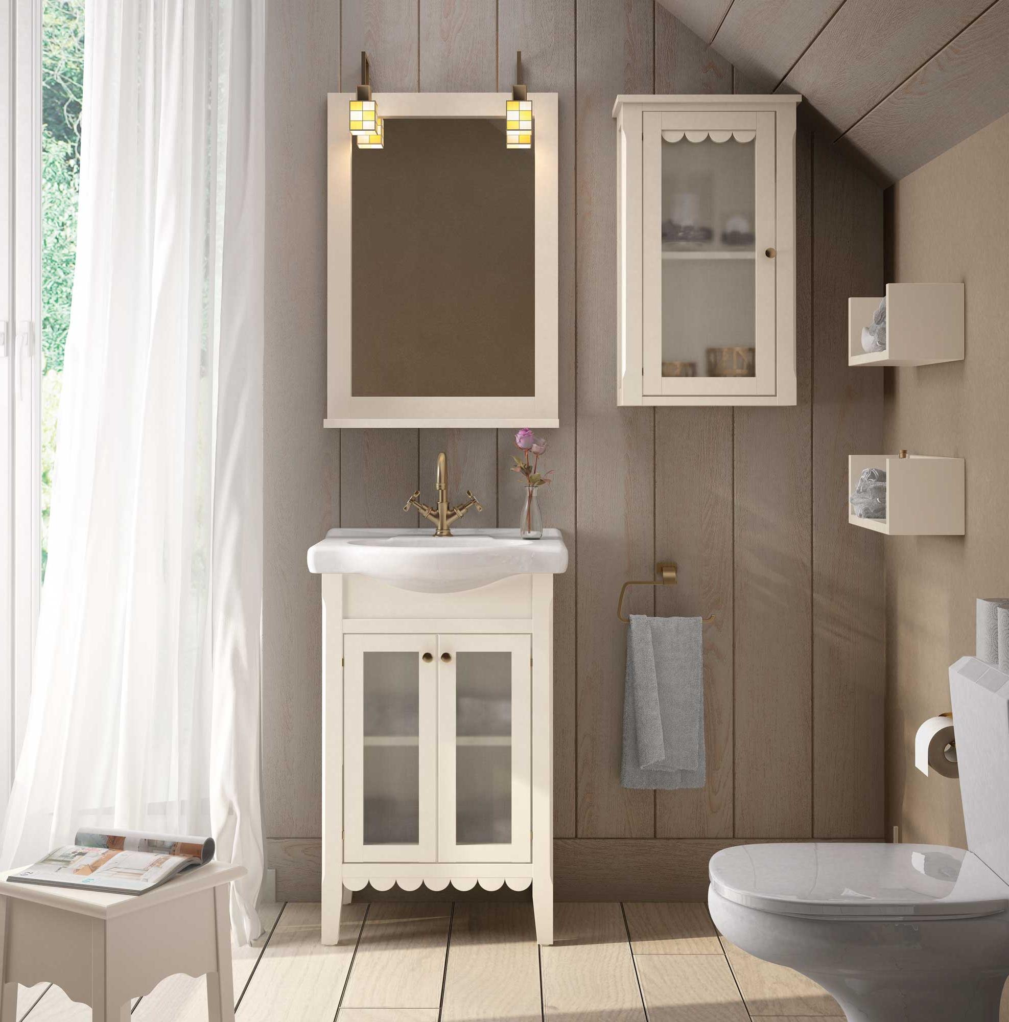 Muebles De Baño Blancos S1du Bueno Banoss El Mueble Ba C3 B1o Provenzal Etna Color 83