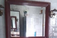 Muebles De Baño Con Espejo 3ldq Mueble De Baà O Y Espejo Modelo aspas Artesanos Carpinteros