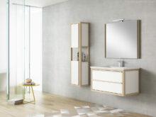 Muebles De Baño Con Lavabo sobre Encimera