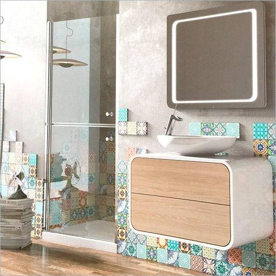 Muebles De Baño De Madera Mndw Armarios Auxiliares De Baà O Muebles Para Lavabos De Madera Muebles