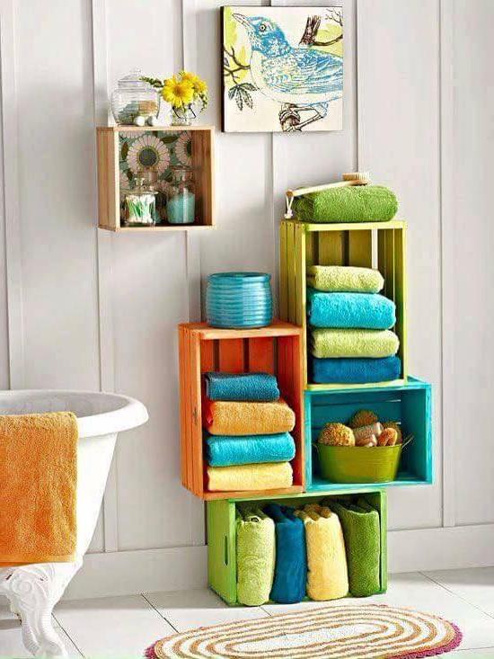 Muebles De Baño De Madera Thdr Ideas De Muebles Hechos Con Con Cajas Y Cajones De Madera