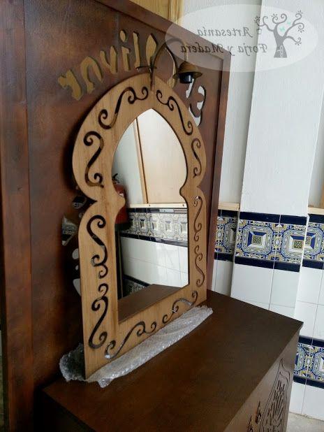 Muebles De Baño De Madera X8d1 Mueble De Ba C3 B1o Marroqui 4 464à 618 Decoracià N MarroquÃ