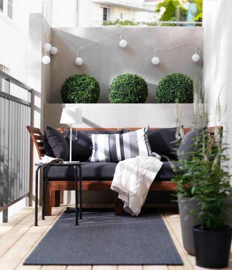 Muebles De Balcon E6d5 Belleza Pura Para El Balcà N En 50 Ideas De Muebles