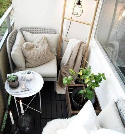 Muebles De Balcon Nkde Decorar Pequeà Os Balcones Grandes Ideas Para Espacios Pequeà Os