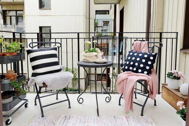 Muebles De Balcon S5d8 Muebles Bonitos Para El Balcà N O La Terraza Moderna Jardà N Y