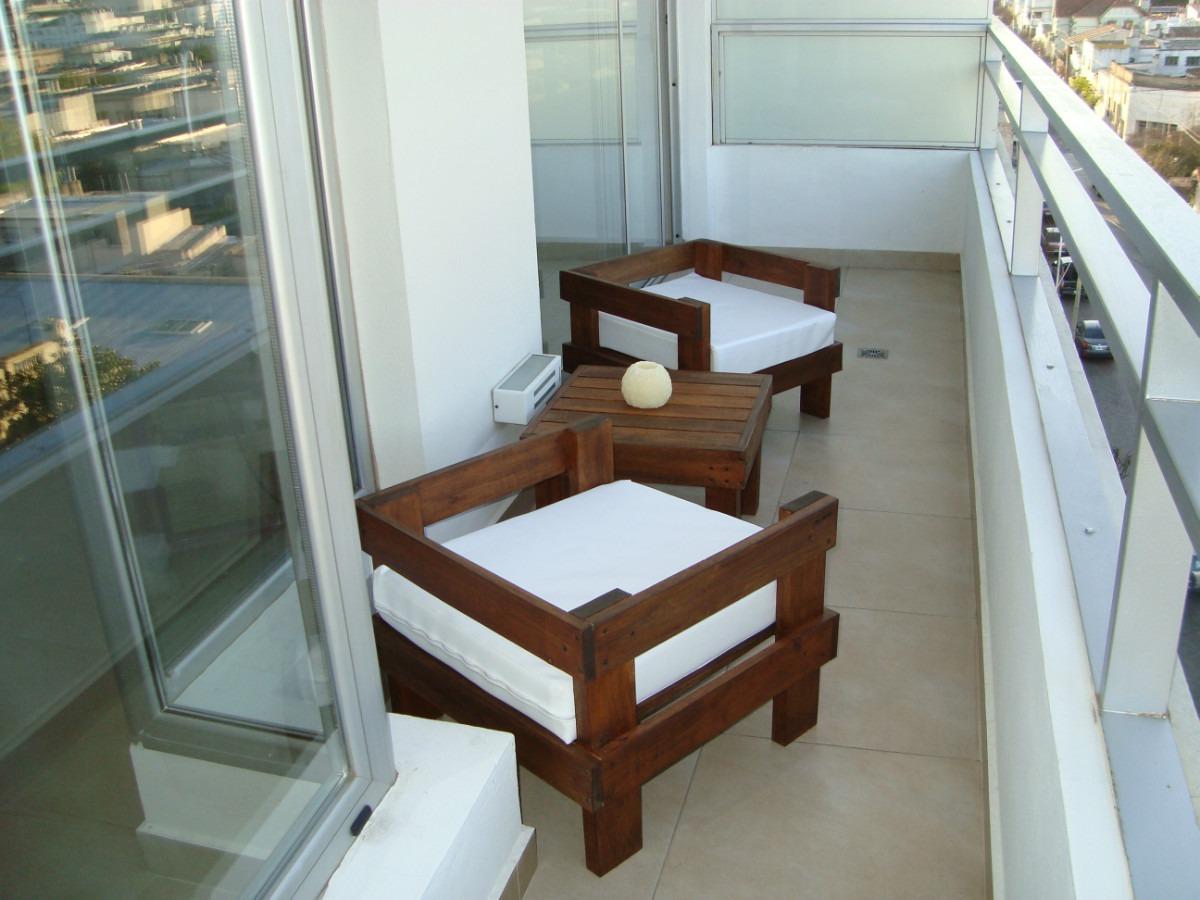 Muebles De Balcon Whdr Sillà N Exterior Madera Ideal Balcà N Muebles Jardà N 4 120 00 En