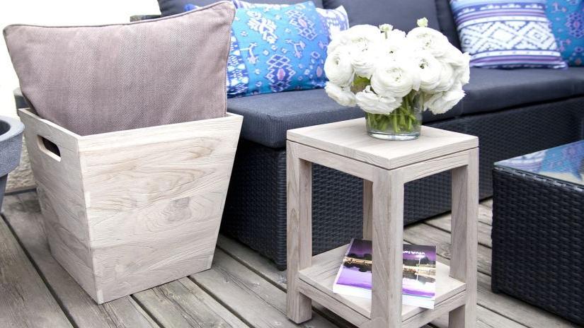 Muebles De Balcon Y7du Muebles De Balcà N Elegancia Al Exterior Westwing