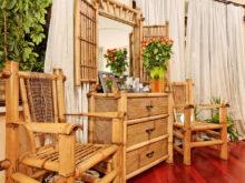 Muebles De Bambu 3id6 Muebles De tocador De Madera De Bambú à Tnicos Fotos De Stock