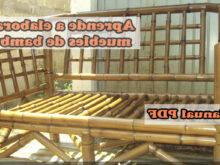 Muebles De Bambu Rldj Aprende O Hacer Muebles De Bambú Arquitectura Bim